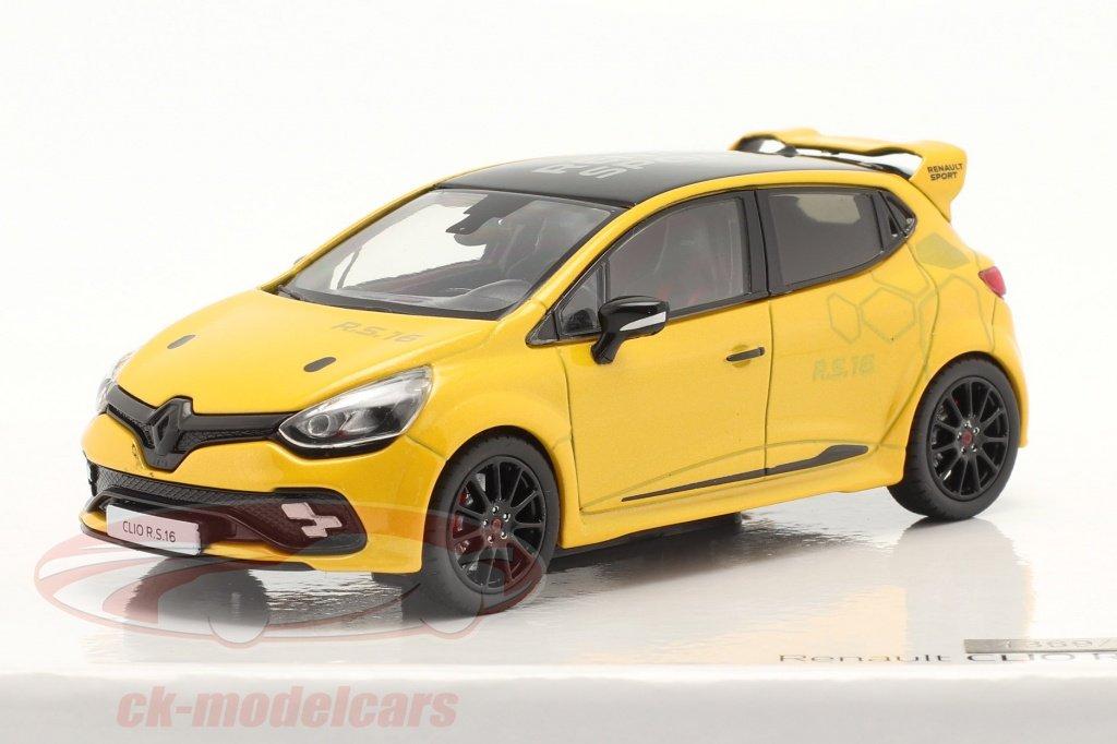 1/43 Renault Clio R.S. 16 Norev