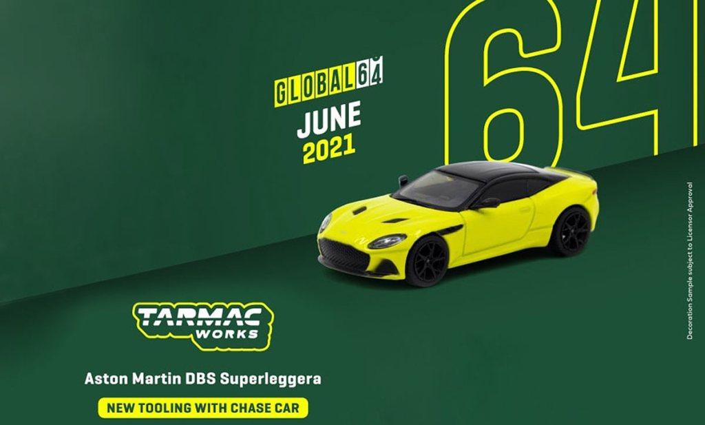 1/64 Aston Martin DBS Superleggera