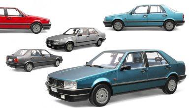 Fiat Croma Turbo I.E. 1/18