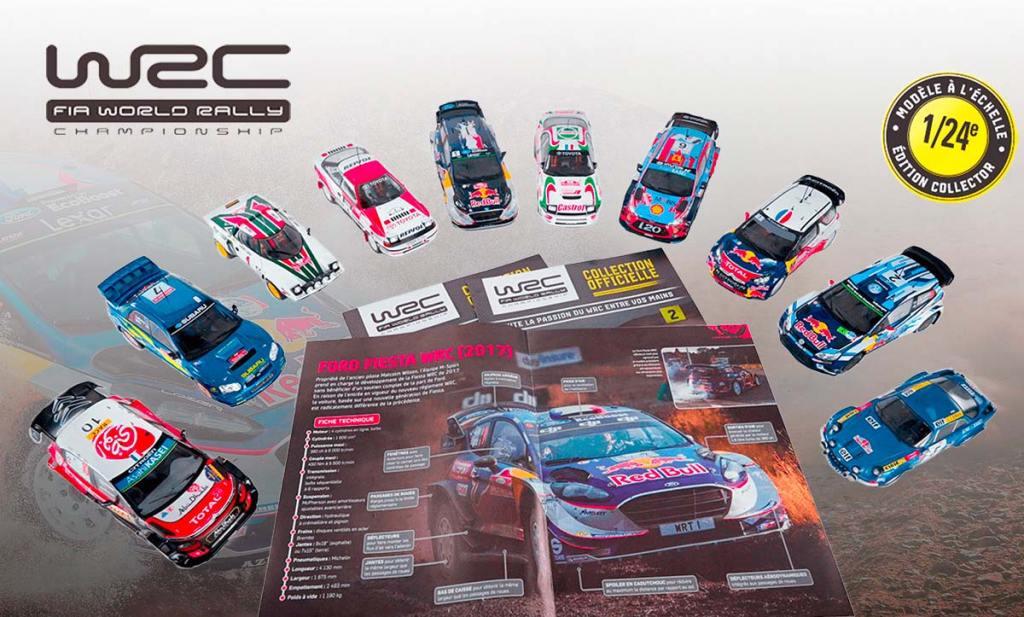 Hachette Collection Rallye WRC