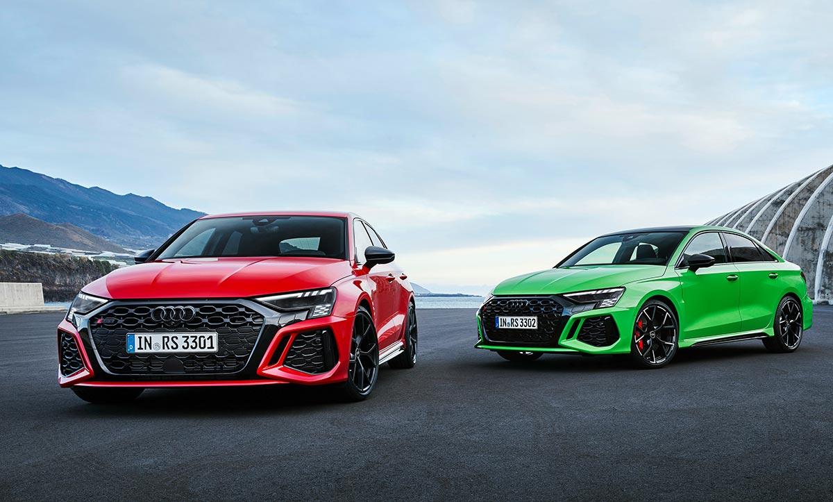 Nouvelle Audi RS 3 2021
