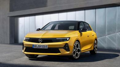 Nouvelle Opel Astra 2021