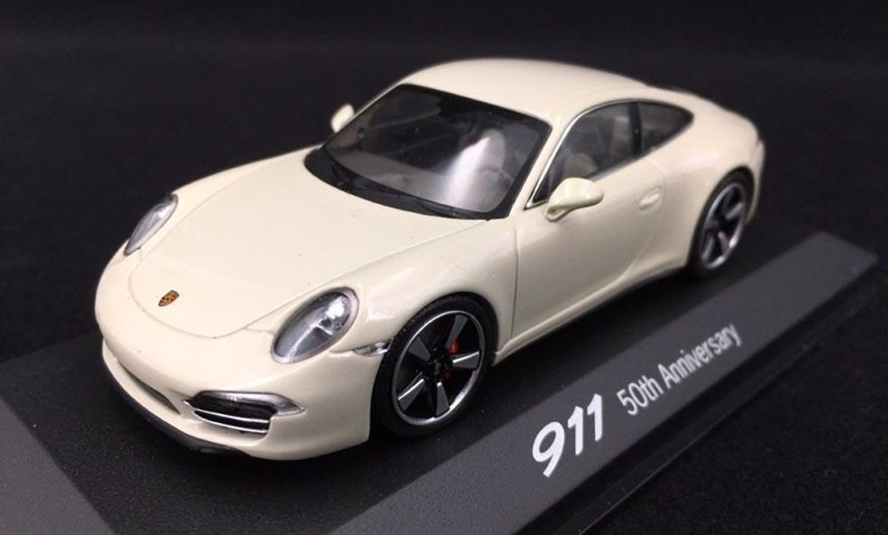 1/43 Porsche 911 (991) 50th Anniversary