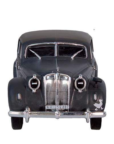 Opel Admiral Kabriolet