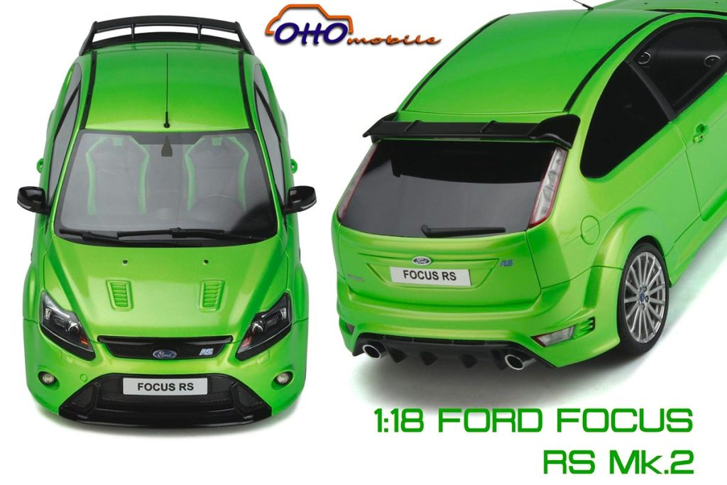 1/18 Ford Focus RS Mk2 OttOmobile