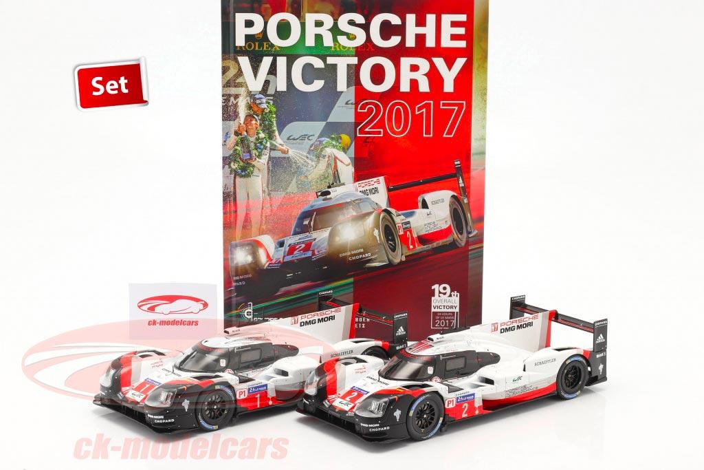 1/18 Porsche 919 Spyder IXO