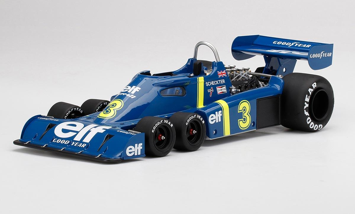 1/12 Tyrrell P34