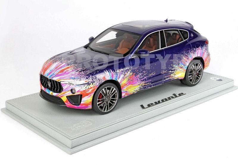 1/18 Maserati Levante Trofeo Fuoriserie