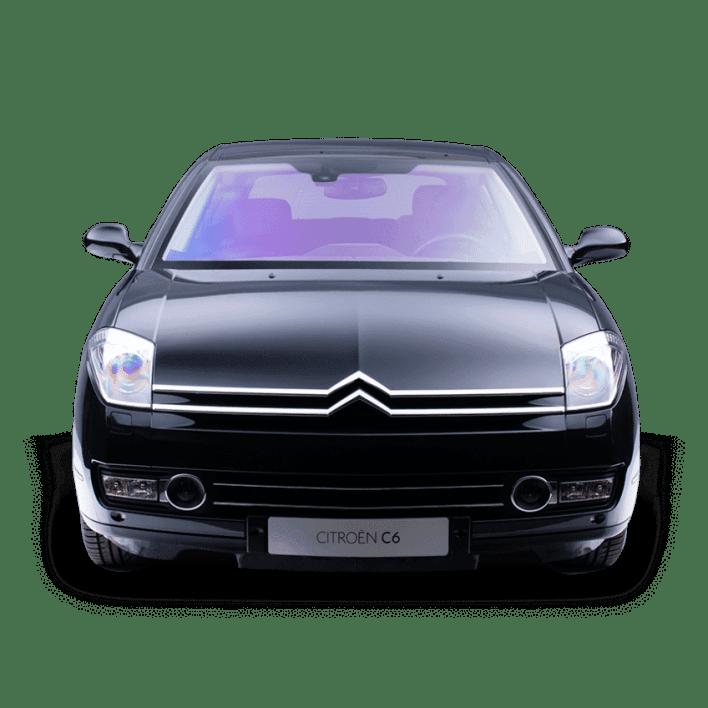 Citroën C6 inventaire