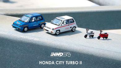 Honda City Turbo 2 Inno