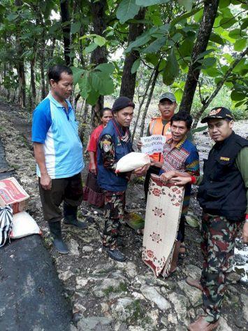 Muhamamdiyah Peduli Bencana di Gunungkidul dan Sekitarnya 04