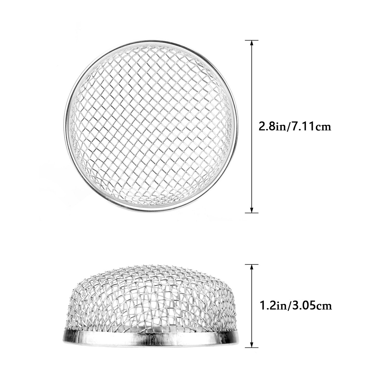 2pcs Rv Trailer Camper Motorhome Flying Insect Screen