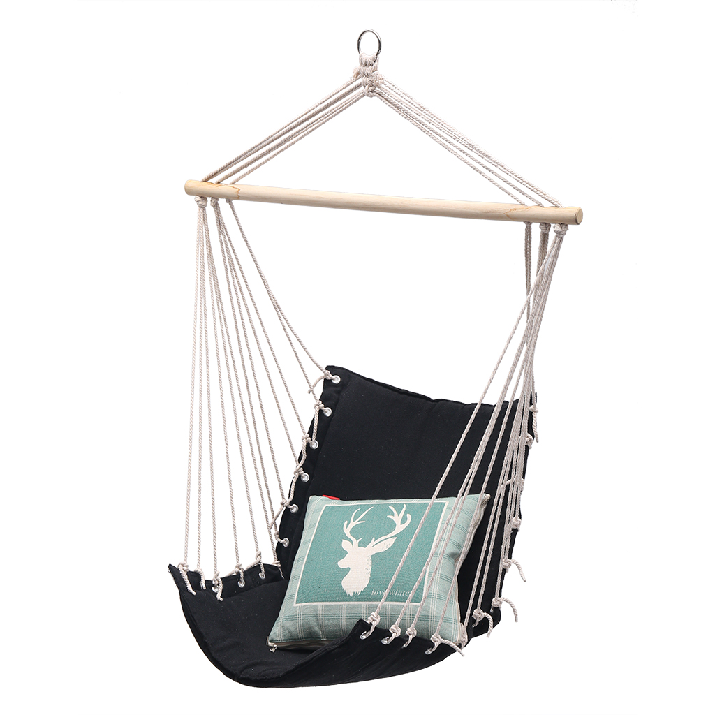 Portable Hanging Hammock Chair Bed Swing Out Indoor
