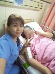 Filipino Private Caregiver in Malaysia