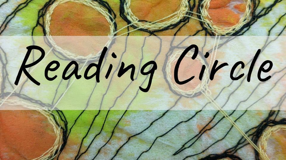 Tapestry image: Reading Circle