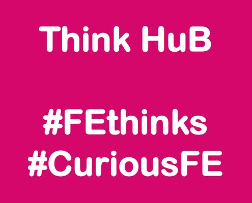 Think HuB #FEthinks #CuriousFE