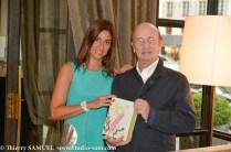 Myriam Kournaf et Nicolas Arthus-Bertrand