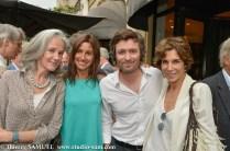 Tatiana de Rosnay, Myriam Kournaf, Christophe Ono Dit Biot, Christine Orban