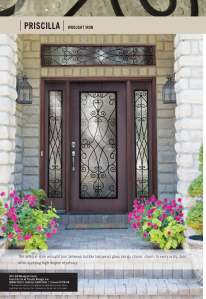 wood grain doors