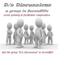 D/s Discussions