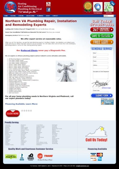 TLC-webpages