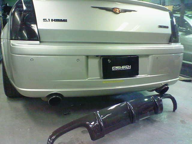 Quad Exhaust Page 4 Chrysler 300C Forum 300C Amp SRT8