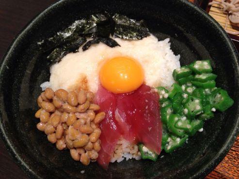 「バクダン丼」の画像検索結果