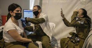 집단 면제 선언 이스라엘 군은 이제 '마스크 제거'를 실험하고있다