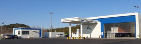 인천 공항 신년 수소 셔틀 버스 개장 … 수소 충전소 4 개 곧 개장