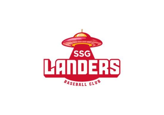 "SSG Landers, ""붉은 우주선이 내려오고있다""엠블럼과 로고 공개"