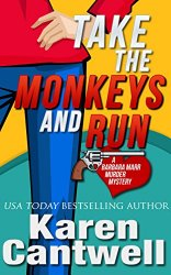 """Teaser from """"Take the Monkeys and Run"""" #teasertuesday"""