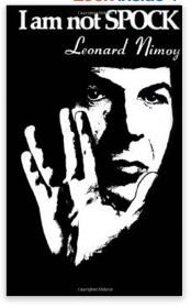 Live Long and Prosper #leonardnimoy