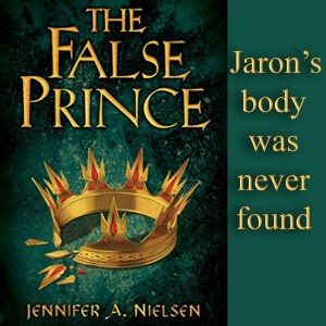 Excerpt from The False Prince