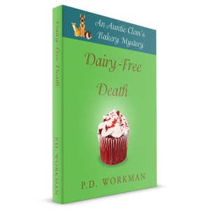 Release of Dairy-Free Death cozy mystery and other fabulous reads