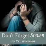 Audiobook release Don't Forget Steven