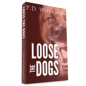 Loose the Dogs featured on Book Mall Buzz