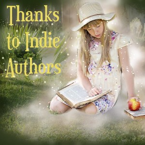 Giving Thanks for Indie Authors!