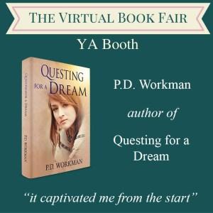 Virtual Book Fair - Questing for a Dream