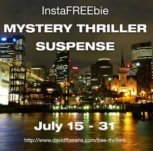 Mystery/Thriller Instafreebies
