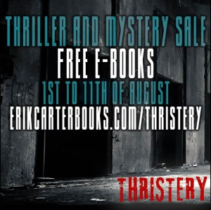 Thristery Free Thriller and Mystery eBooks