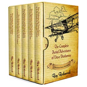 Limited time promotion - children's classics Dave Dashaway