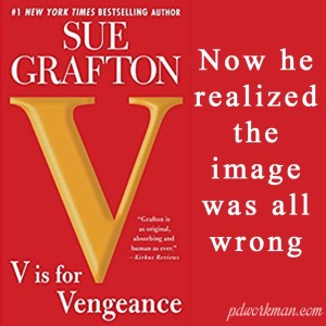 Excerpt from V is for Vengeance