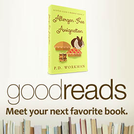 Goodreads Giveaway of Allergen-Free Assignation