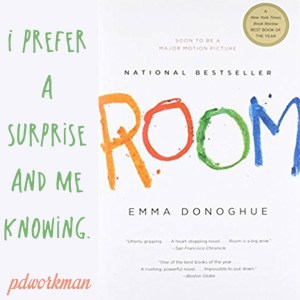 Excerpt from Room by Emma Donoghue