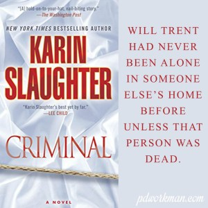 Excerpt from Criminal