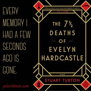 Excerpt from The 7 ½ Deaths of Evelyn Hardcastle