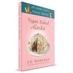 Release of Vegan Baked Alaska