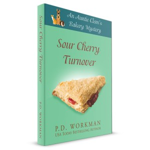 Sour Cherry Turnover