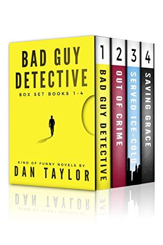 Bad Guy Detective 1-4