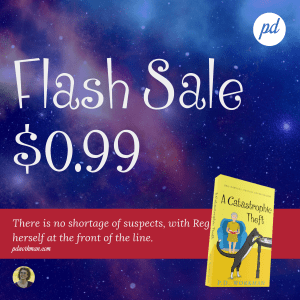 Flash sale on A Catastrophic Theft